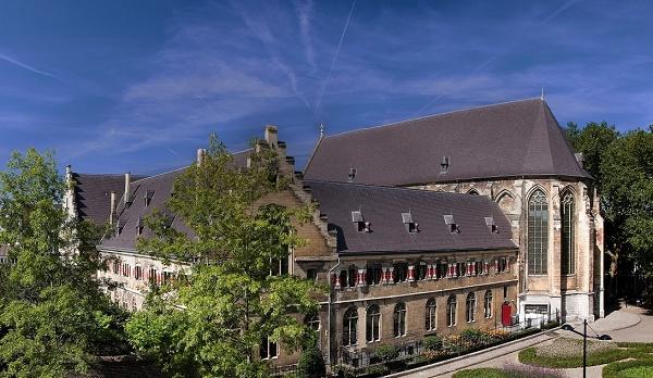 Romanii din Maastricht