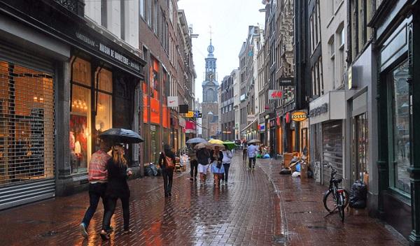 Viata în Olanda